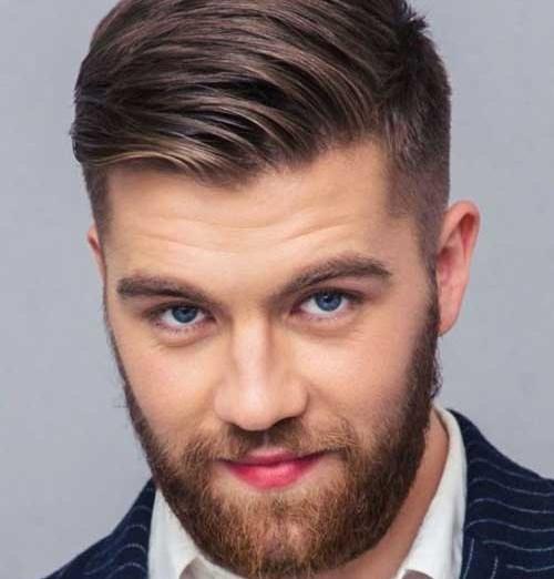 مدل موهای شیک و اداری مردانه